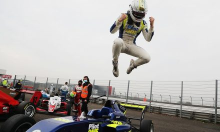 Frederick claims British F3 title after dominant display at Silverstone – National