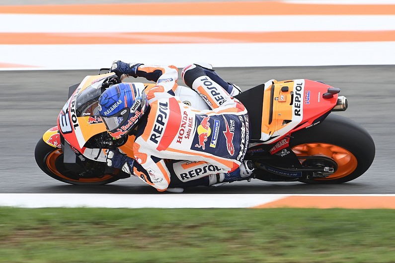 Marquez 'doesn't expect' Aragon-style recovery in European GP MotoGP race – MotoGP