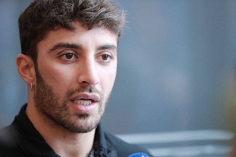 "Iannone: Ban has ""ripped my heart apart"", with MotoGP career on the brink – MotoGP"