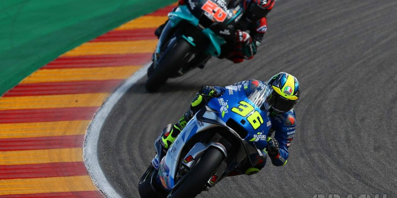 MotoGP Valencia: Quartararo: We know how fast we can be, some good opportunities   MotoGP