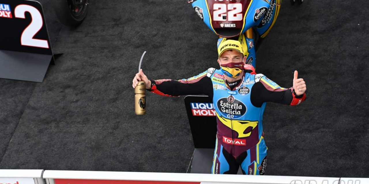 European Moto2, Valencia: Sam Lowes arrives at Valencia on top of the world | MotoGP