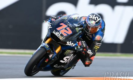 Moto2 Europe: Victory for dominant Bezzecchi as Lowes tumbles | MotoGP