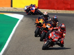 Developing bike with 2021 MotoGP rider line-up will be a 'challenge'