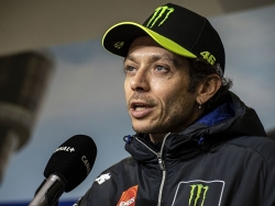 Rossi cleared to return for rest of European MotoGP at Valencia