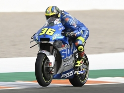 Suzuki's Mir has 'more to lose' in MotoGP title race now he's points leader