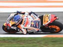Marquez 'doesn't expect' Aragon-style recovery in European GP MotoGP race
