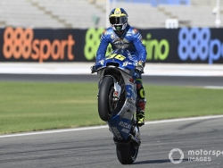 "Mir wasn't ""worried"" about not winning a MotoGP race in 2020"