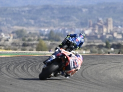 Mir's sophomore MotoGP year 'an example' for Marquez