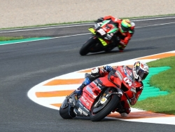 """Aprilia not """"the situation I need for my career"""""""