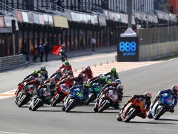 MotoGP Valencia Grand Prix qualifying
