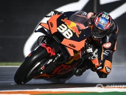 "Winning was ""strange point"" of rookie MotoGP season"