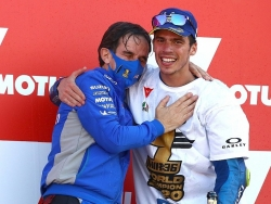 Maiden MotoGP crown not devalued by Marquez absence