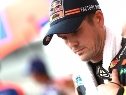 Lecuona ruled out of Portuguese GP, KTM test rider Kallio to step-in