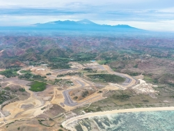 Indonesian MotoGP venue targeted for mid-2021 completion, set to be 'one of the fastest on the calendar'