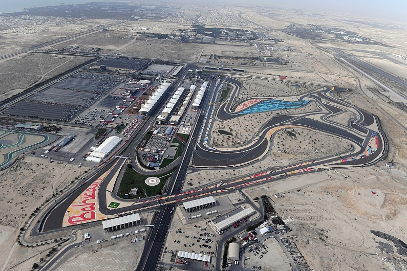 """Russell predicts """"bonkers"""" F1 Sakhir GP on Bahrain outer loop – F1"""