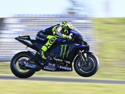 Rossi explains miserable MotoGP Portimao Friday after FP2 crash