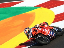 Miller flies to fastest Portuguese MotoGP FP3 time, Mir to contest Q1 down in 15th