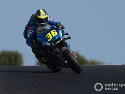 Mir's Portimao qualifying compromised by electronics issue