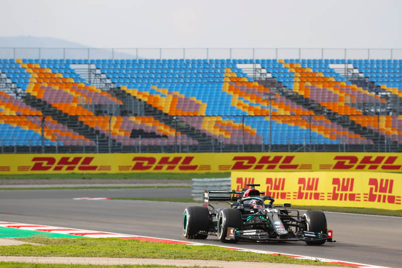 S*** with a capital S, says Hamilton of Istanbul track