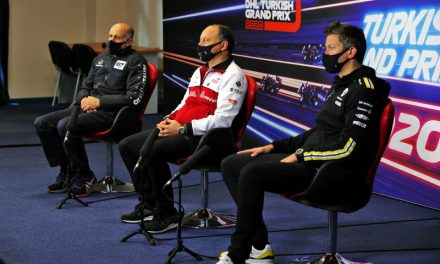 Turkish GP: Friday Press Conference – Part 2