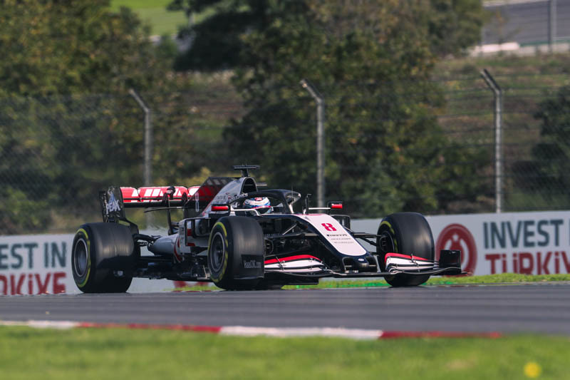 Turkish GP: Practice team notes – Haas