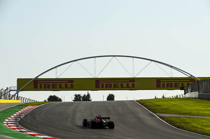 Turkish GP: Practice team notes – Pirelli