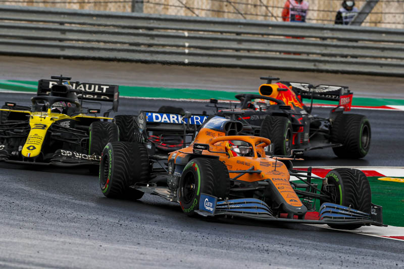 McLaren – and F1 – will benefit from budget cap, says Brown