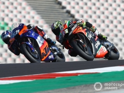 "Espargaro ""angry"" that poor qualifying cost him podium shot"