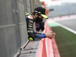 Rossi 'didn't expect' COVID-19 to affect MotoGP so much