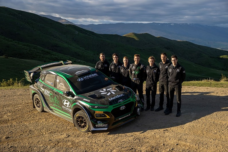 """Paddon: Rallying risks being """"left behind"""" by not embracing green technology – WRC"""