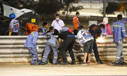 Masi: Energy involved in Grosjean Bahrain GP crash caused barrier damage – F1