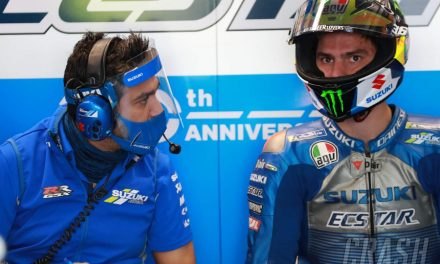 Valencia MotoGP: 12th on grid means first laps 'crucial' for champion-elect Mir | MotoGP