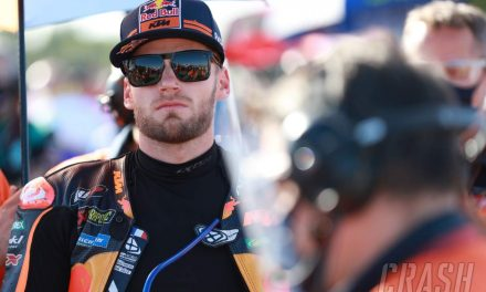 Binder returns to top five as KTM fills top six in Valencia MotoGP | MotoGP
