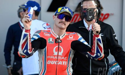 """I had a plan to pass on final lap and ride into the sunset…"" – Jack Miller 