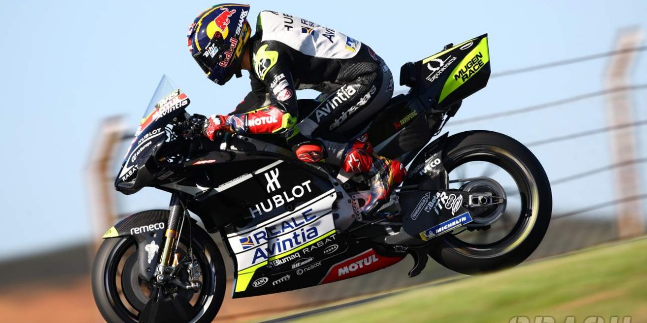 Zarco powers to top spot in closely-matched Portimao FP2 | MotoGP