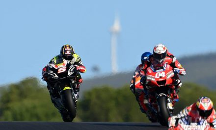 MotoGP Portimao – Saturday Practice & Qualifying LIVE!