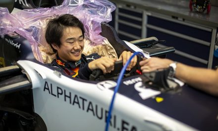 Tsunoda F1 graduation prospects grow with maiden AlphaTauri test – F1