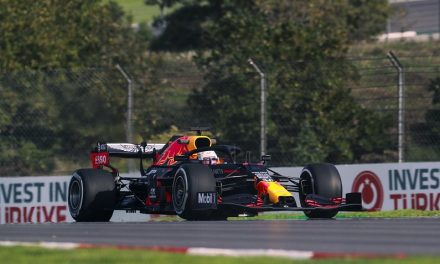 F1 Turkish GP: Verstappen leads first practice on slippery Istanbul Park track – F1