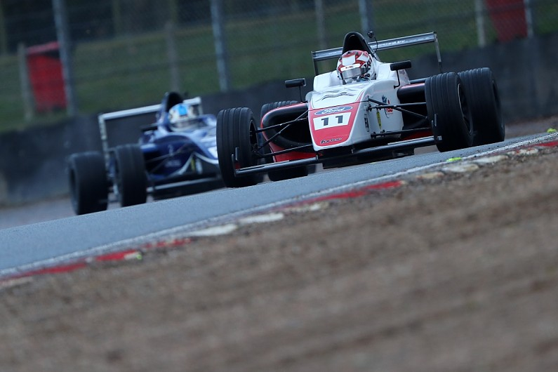 Browning takes British F4 title in dramatic Brands finale – National