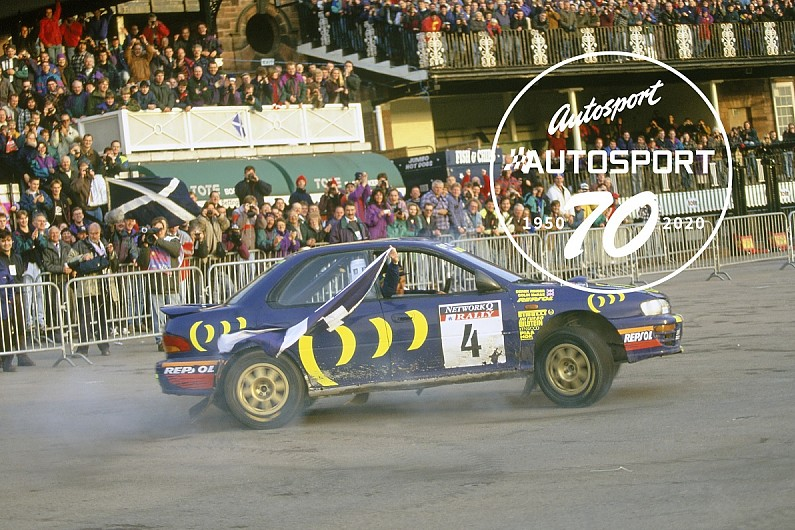 Autosport 70: When McRae ruled the world – WRC