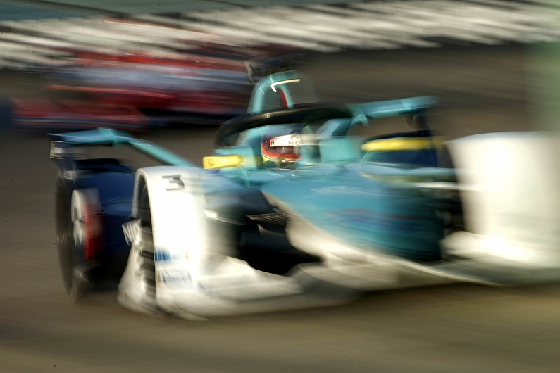 Blomqvist, Turvey at NIO for 2020-2021 FE season – Formula E