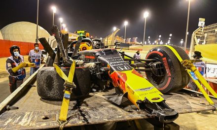 Albon surprised by lack of grip in Bahrain F1 practice crash – F1
