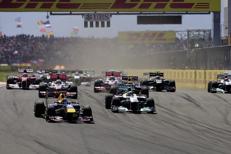 2020 F1 Turkish Grand Prix session timings and preview – F1