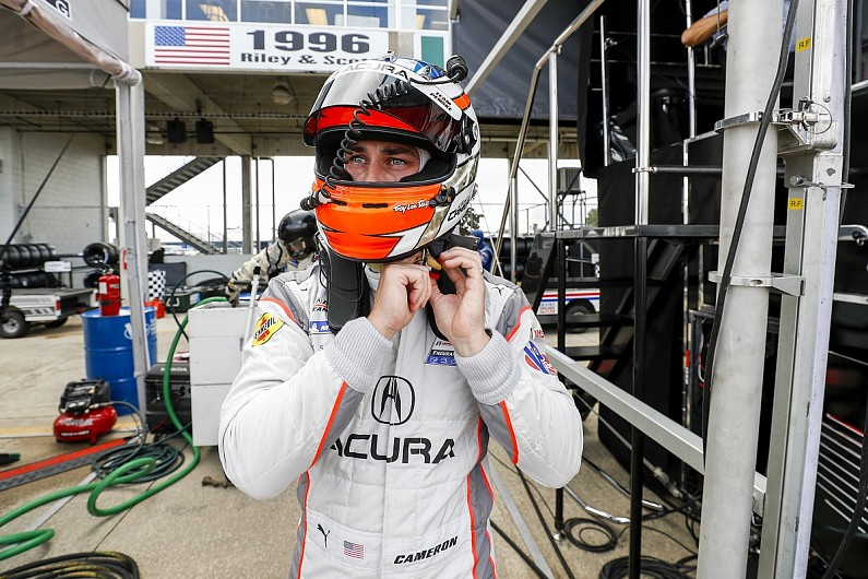 Cameron joins Meyer Shank Racing Acura prototype squad for 2021 IMSA season – IMSA SportsCar