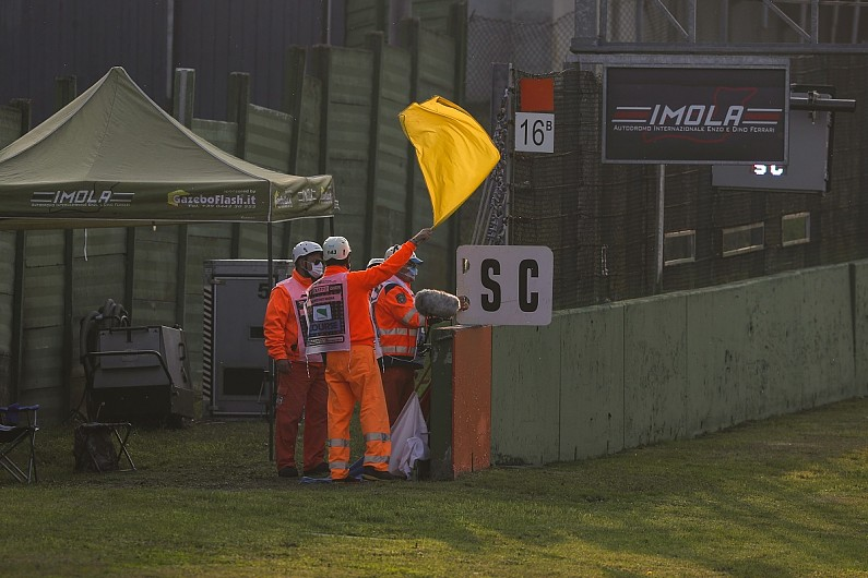 "Stroll ""as safe as I could be"" when encountering F1 marshals on Imola track – F1"