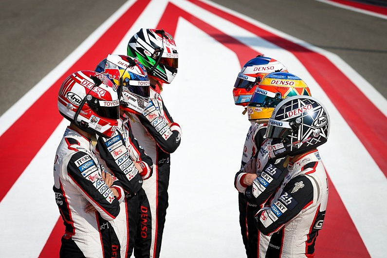 """Toyota promises """"fair fight"""" without LMP1 opposition in Bahrain – WEC"""