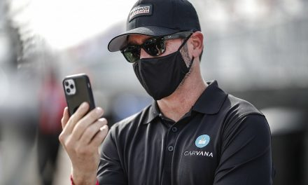 "Jimmie Johnson ""shaving seconds off at a time"" in IndyCar test at Barber – IndyCar"