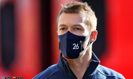 "No simulator runs mean Kvyat is ""starting from zero"" at Istanbul · RaceFans"