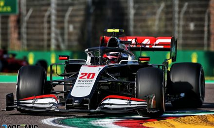 Magnussen's headache-inducing gearbox fault started in qualifying · RaceFans