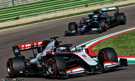 Don't blame the track if passing isn't possible at Imola